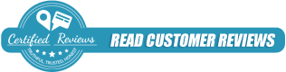 Read Certified Customer Reviews